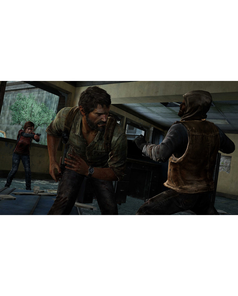 THE LAST OF US REMASTERED PLAYSTATION 4 HITS - PS4 GAME