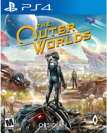 THE OUTER WORLDS - PS4 GAME