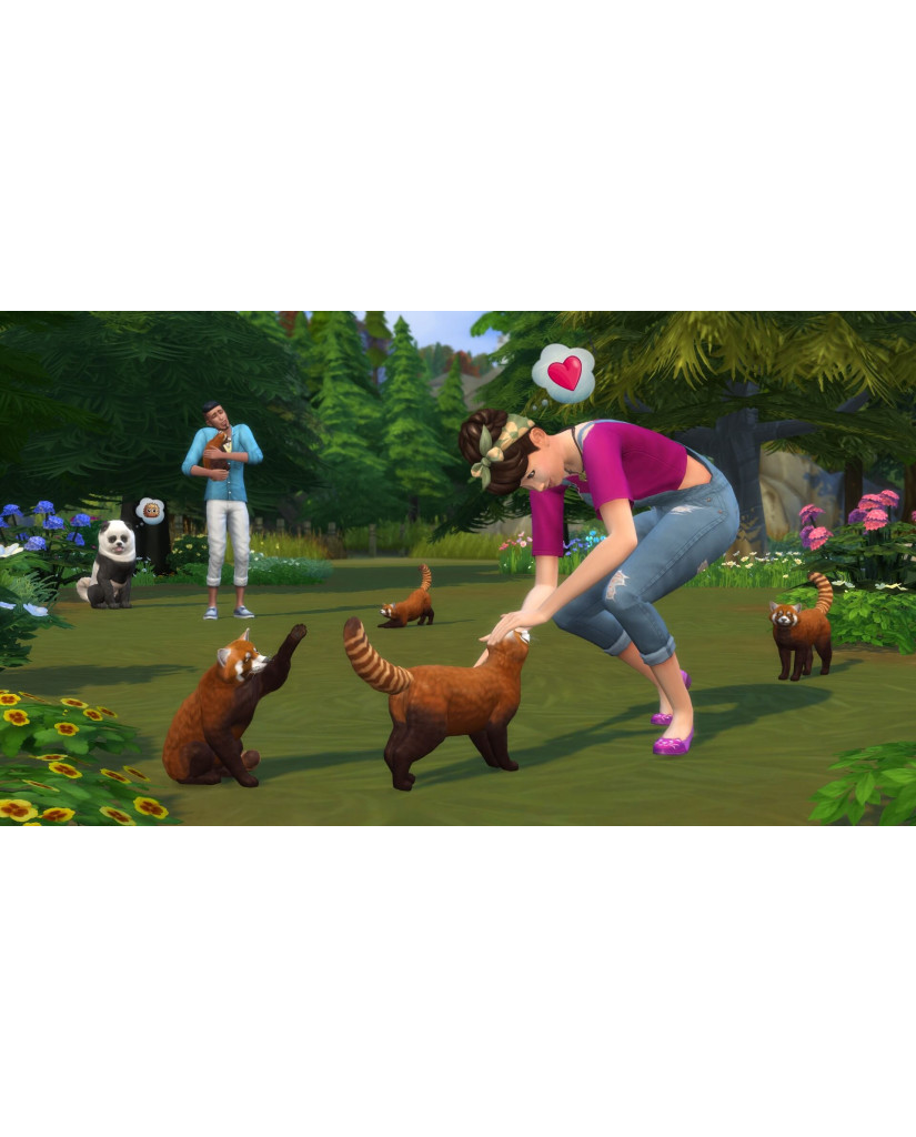 THE SIMS 4 PLUS CATS & DOGS BUNDLE – XBOX ONE GAME