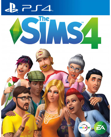 THE SIMS 4 - PS4 NEW GAME