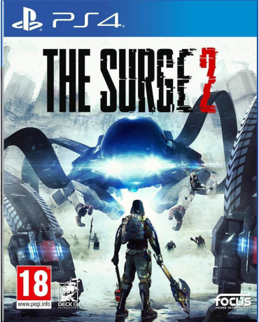THE SURGE 2 - PS4 GAME