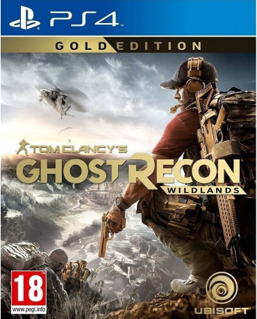 TOM CLANCY'S GHOST RECON WILDLANDS GOLD EDITION - PS4 GAME