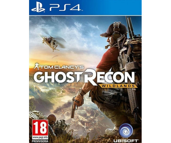 TOM CLANCY'S GHOST RECON WILDLANDS ΜΕΤΑΧ. - PS4 GAME
