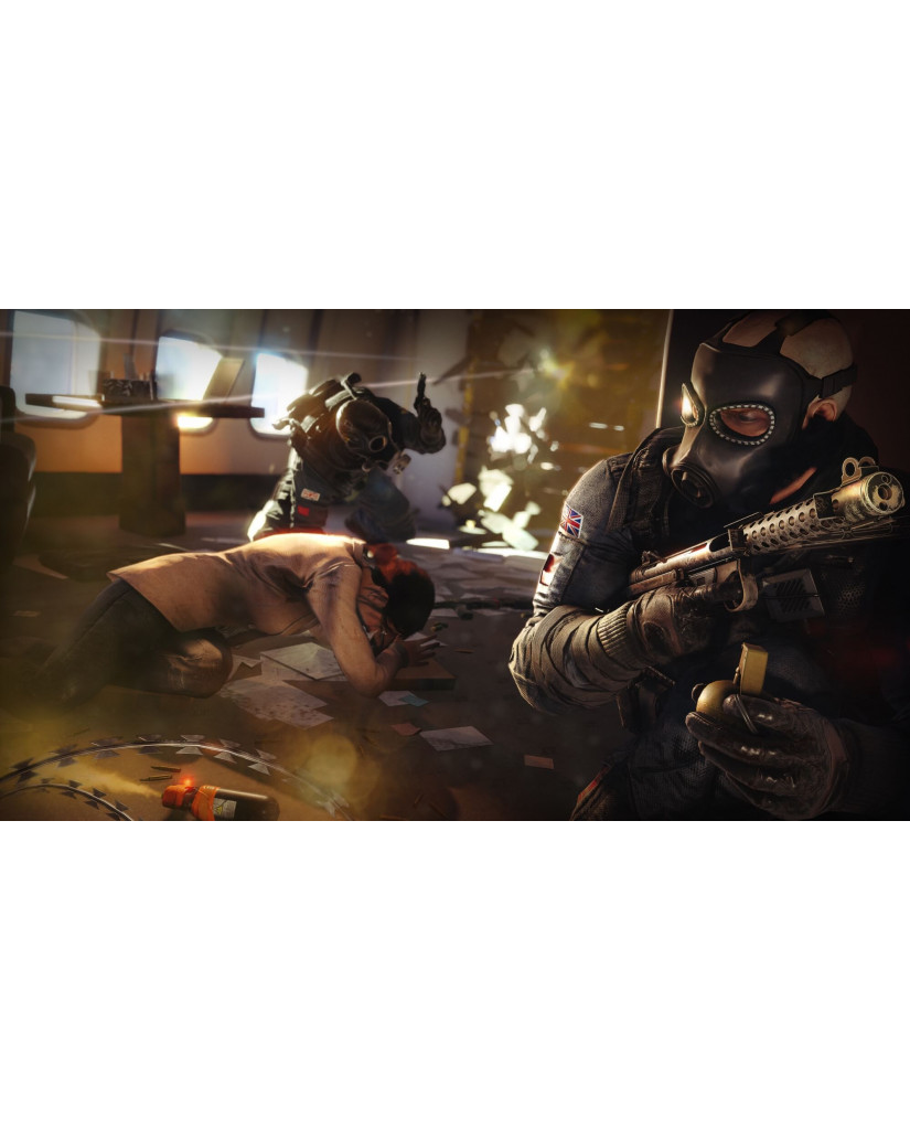 TOM CLANCY'S RAINBOW SIX SIEGE ADVANCED EDITION - PS4 NEW GAME