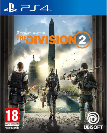TOM CLANCY'S THE DIVISION 2 - PS4 GAME
