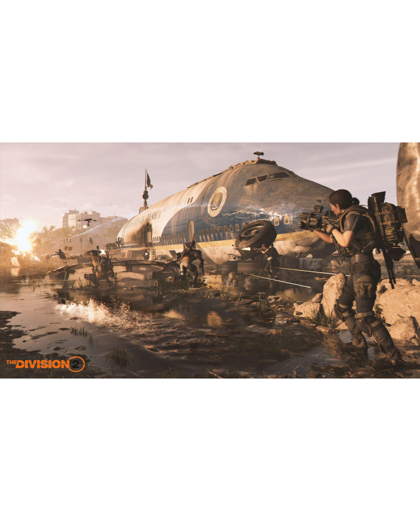 TOM CLANCY'S THE DIVISION 2 - XBOX ONE GAME
