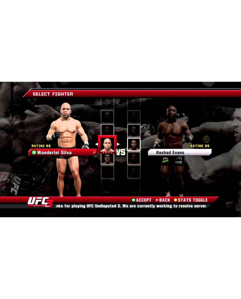 UFC 3 - PS4 NEW GAME