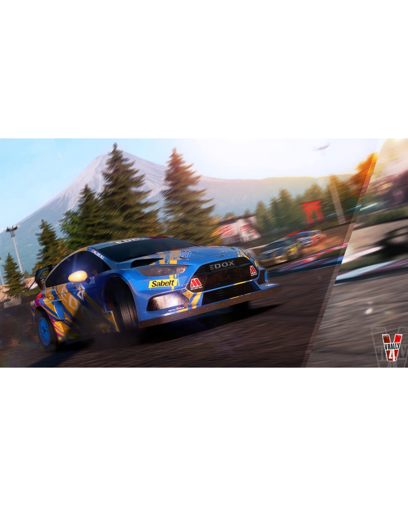 V-RALLY 4 - PS4 NEW GAME