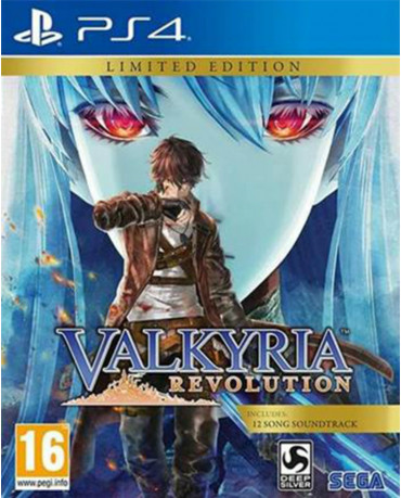 VALKYRIA REVOLUTION LIMITED EDITION - PS4 GAME