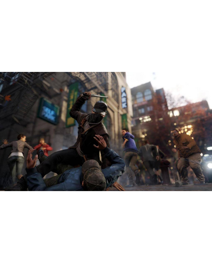 WATCH DOGS - PS4 GAME