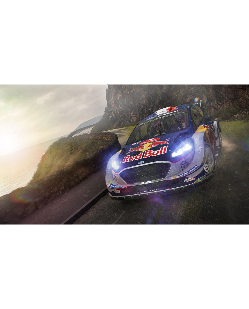 WRC 8 THE OFFICIAL GAME - PS4 NEW GAME