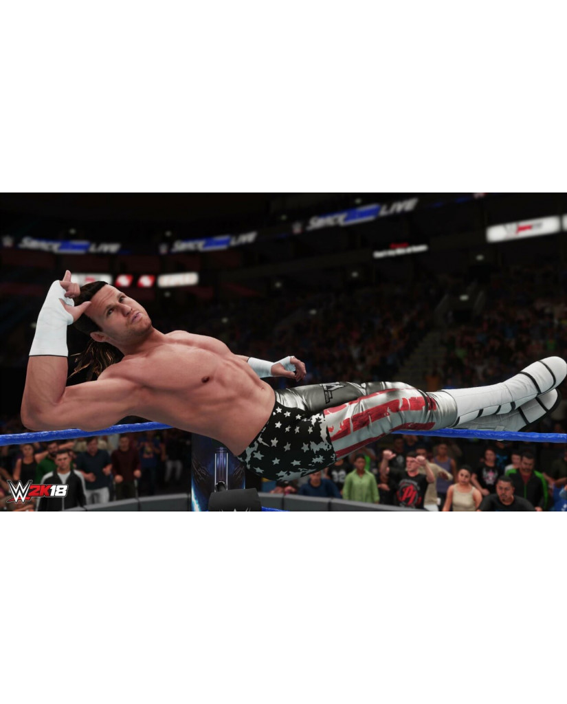 WWE 2K18 - XBOX ONE GAME