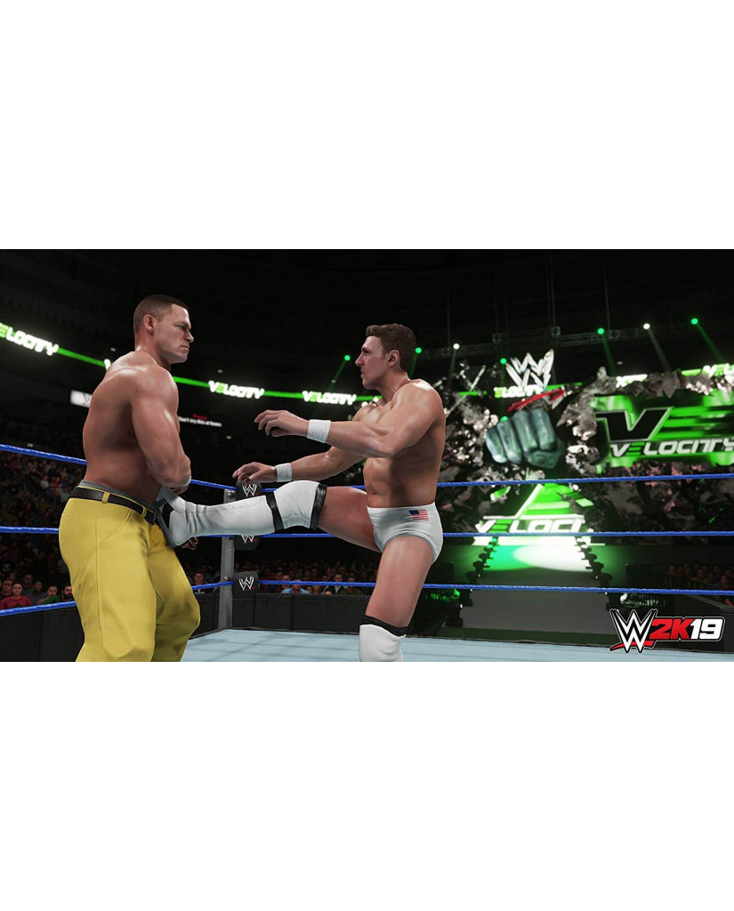 WWE 2K19 - PS4 NEW GAME