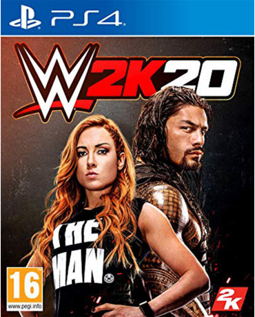 WWE 2K20 ΠΕΡΙΛΑΜΒΑΝΕΙ BONUS + DAY ONE EDITION - PS4 NEW GAME