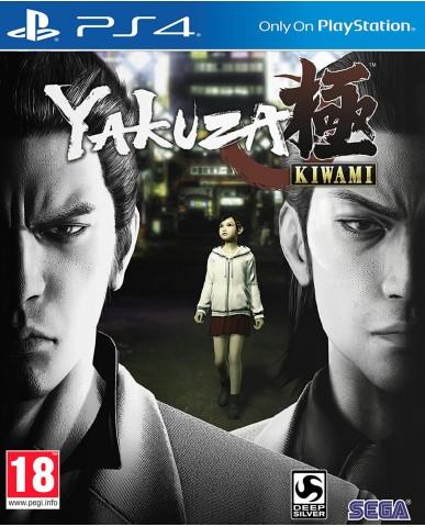 YAKUZA KIWAMI - PS4 GAME
