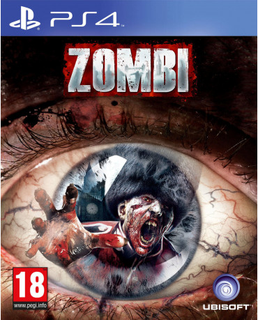 ZOMBI - PS4 GAME