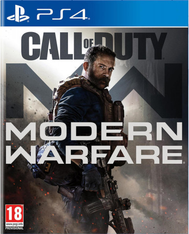 CALL OF DUTY MODERN WARFARE - PS4 NEW GAME