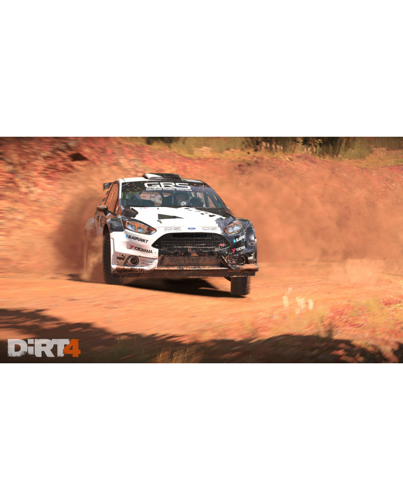 DIRT 4 DAY ONE EDITION - XBOX ONE GAME