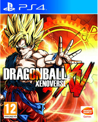 DRAGON BALL XENOVERSE - PS4 GAME