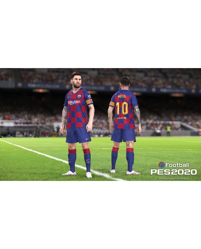 eFootball Pro Evolution Soccer 2020 (PES 2020) BONUS ΠΕΡΙΛΑΜΒΑΝΕΙ ΕΛΛΗΝΙΚΑ - PS4 NEW GAME