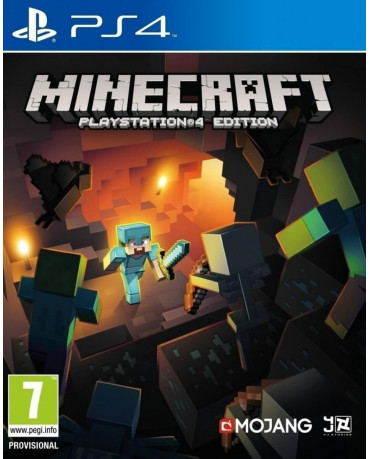 MINECRAFT PLAYSTATION 4 EDITION ΠΕΡΙΛΑΜΒΑΝΕΙ ΕΛΛΗΝΙΚΑ - PS4 GAME