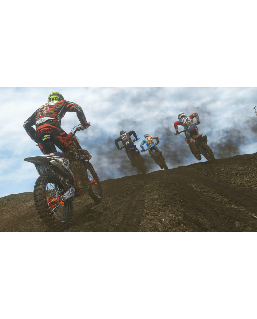 MXGP 2 THE OFFICIAL MOTOCROSS VIDEOGAME - PS4 GAME
