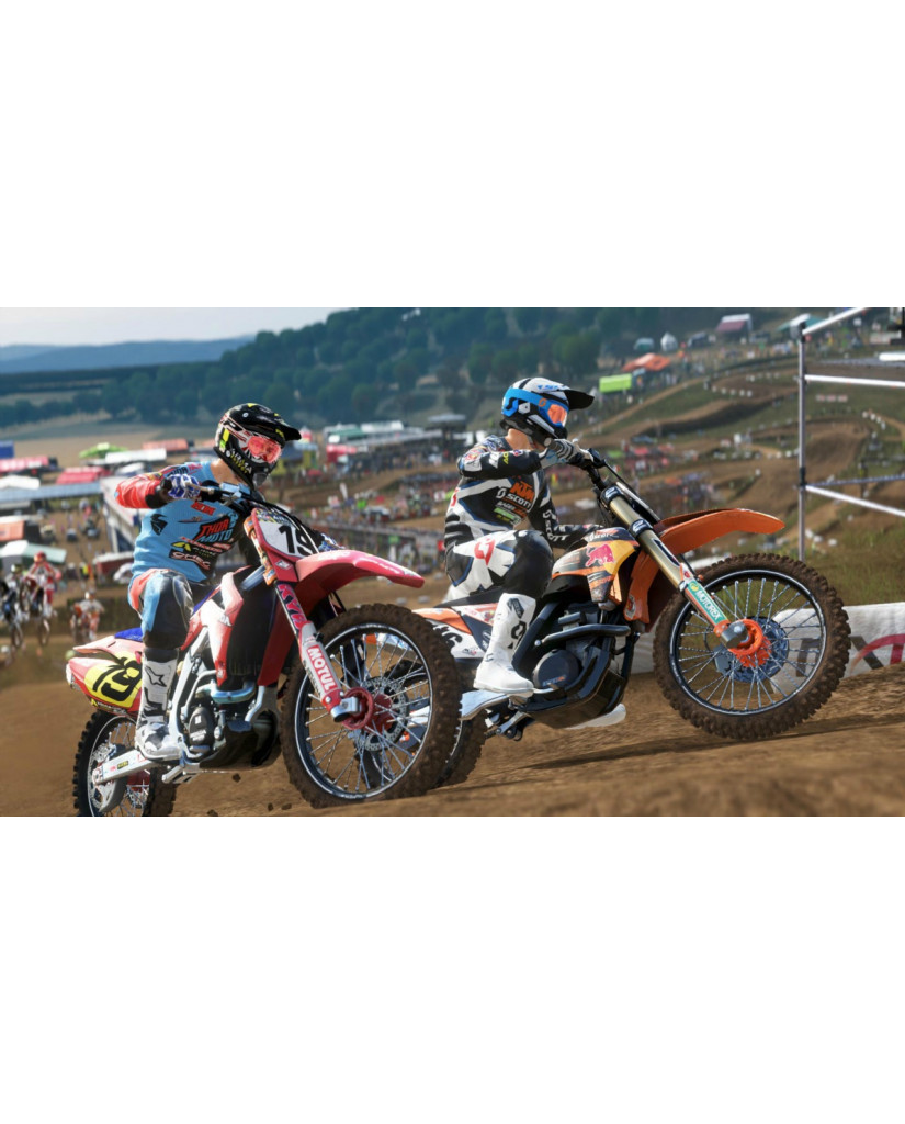 MXGP THE OFFICIAL MOTOCROSS VIDEOGAME - PS4 GAME