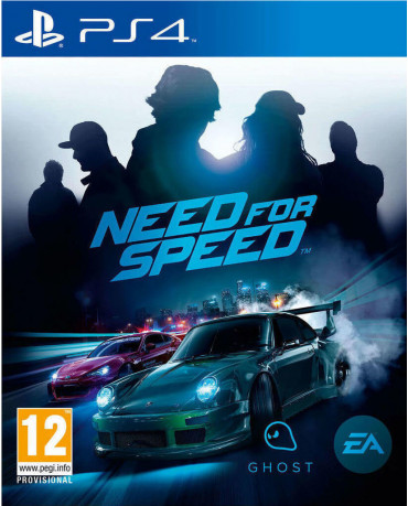 NEED FOR SPEED ΜΕΤΑΧ. - PS4 GAME