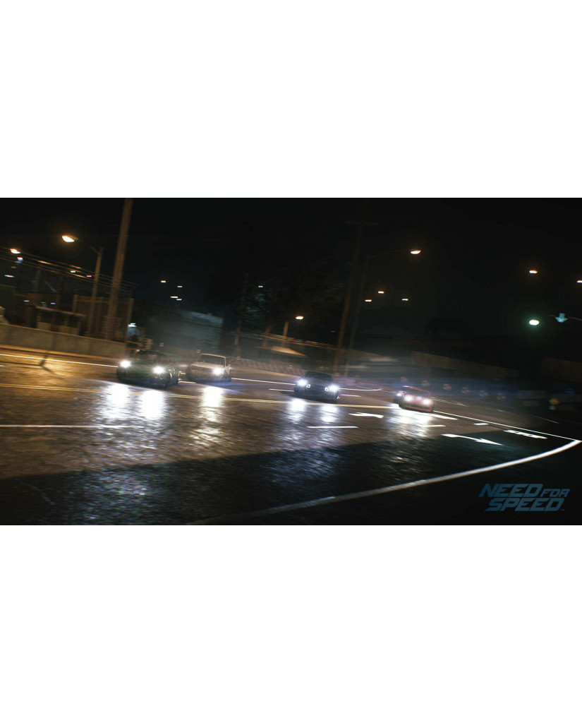 NEED FOR SPEED PLAYSTATION HITS - PS4 GAME