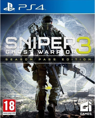 SNIPER GHOST WARRIOR 3 SEASON PASS EDITION - PS4 GAME