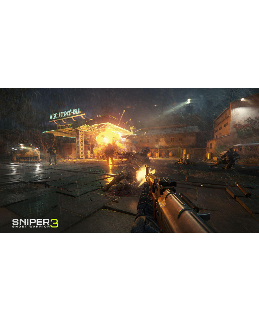 SNIPER GHOST WARRIOR 3 SEASON PASS EDITION - XBOX ONE GAME