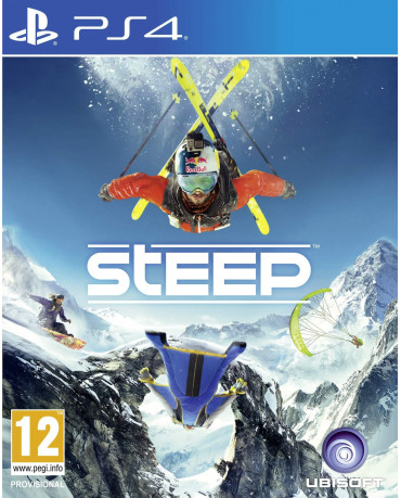 STEEP - PS4 GAME
