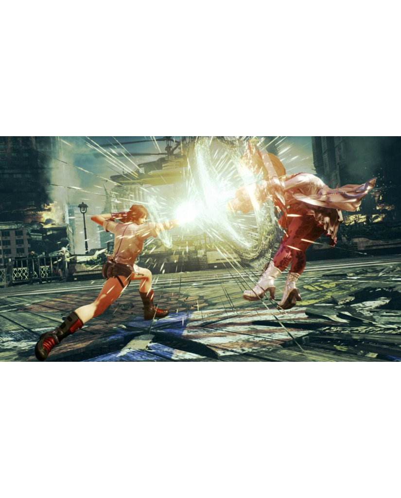 TEKKEN 7 - PS4 GAME