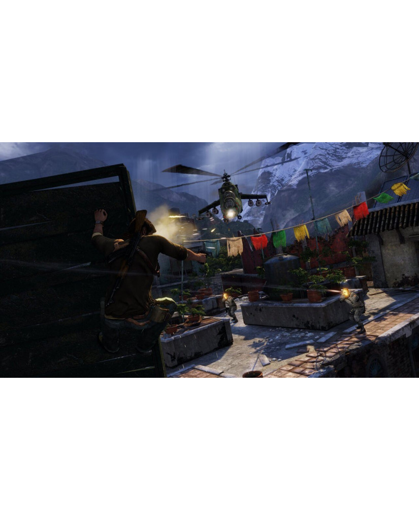 UNCHARTED THE NATHAN DRAKE COLLECTION ΜΕ ΕΛΛΗΝΙΚΟΥΣ ΥΠΟΤΙΤΛΟΥΣ - PS4 GAME