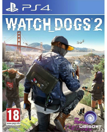 WATCH DOGS 2 - PS4 GAME