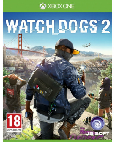 WATCH DOGS 2 - XBOX ONE GAME