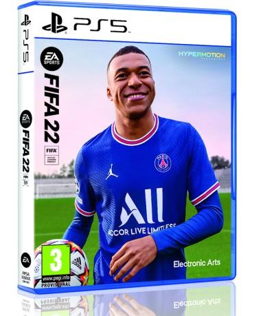 FIFA 22 + ΑΓΑΛΜΑΤΑΚΙ LIONEL MESSI + PREORDER BONUS - PS5 NEW GAME