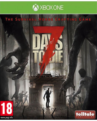 7 DAYS TO DIE - XBOX ONE GAME