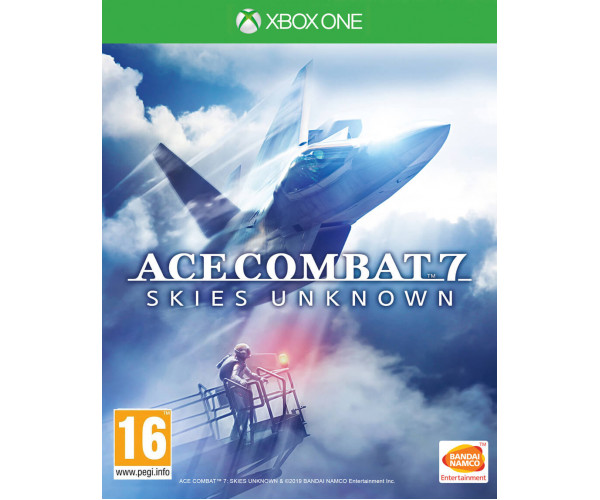 ACE COMBAT 7: SKIES UNKNOWN – XBOX ONE NEW GAME