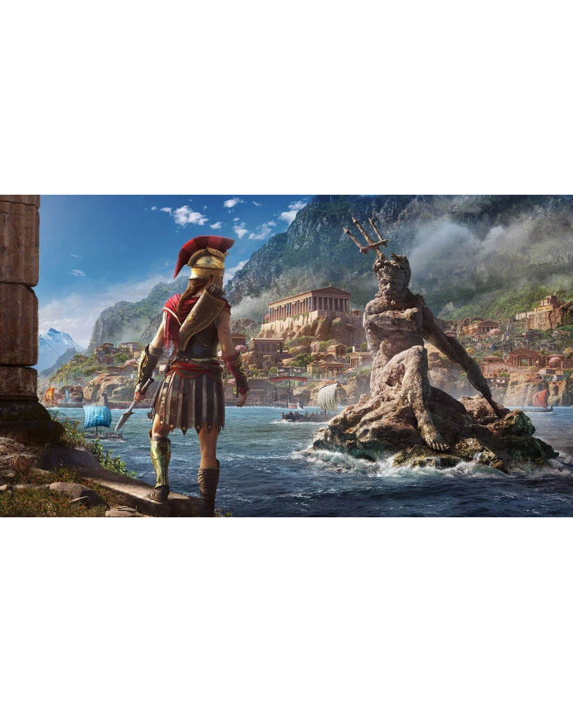 ASSASSIN'S CREED ODYSSEY – XBOX ONE NEW GAME