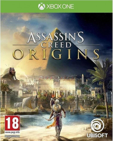 ASSASSIN'S CREED ORIGINS & ΔΩΡΟ MOUSEPAD - XBOX ONE GAME