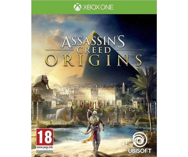 ASSASSIN'S CREED ORIGINS - XBOX ONE GAME