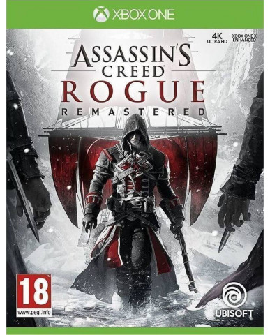 ASSASSIN'S CREED ROGUE REMASTERED - XBOX ONE GAME