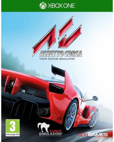 ASSETTO CORSA - XBOX ONE GAME