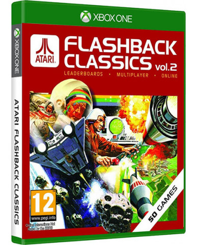 ATARI FLASHBACK CLASSICS VOLUME 2 - XBOX ONE GAME