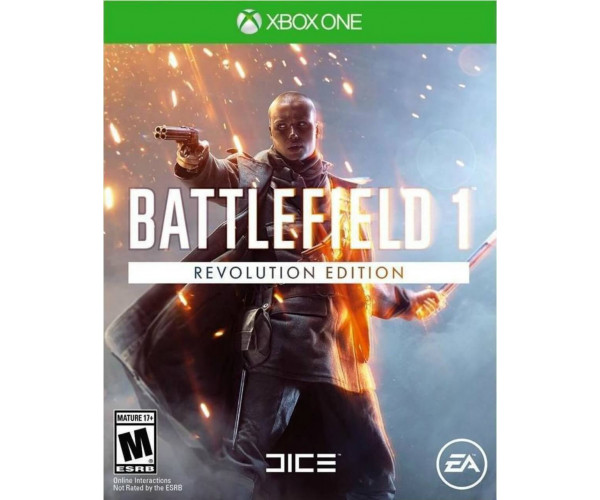 BATTLEFIELD 1 REVOLUTION - XBOX ONE GAME