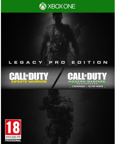 CALL OF DUTY INFINITE WARFARE LEGACY PRO EDITION - XBOX ONE GAME