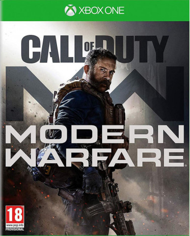 CALL OF DUTY MODERN WARFARE - XBOX ONE GAME