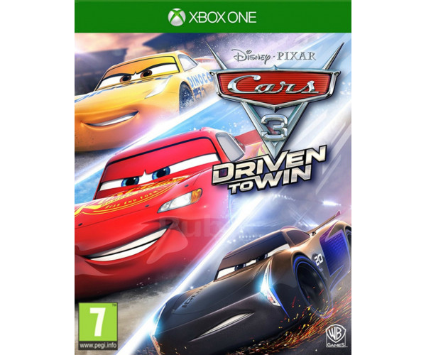 CARS 3: DRIVEN TO WIN - XBOX ONE GAME