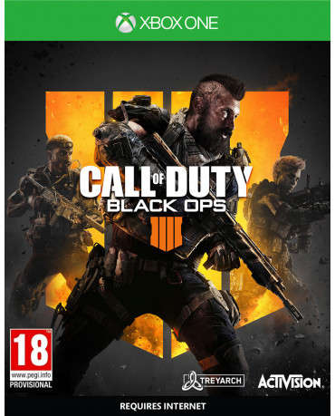 CALL OF DUTY BLACK OPS 4 - XBOX ONE NEW GAME